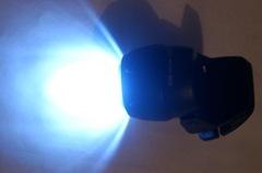 Свет фонарика