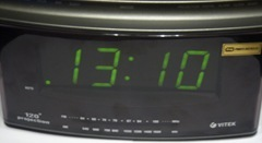 радиочасы будильник